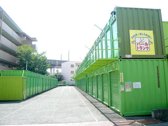 トランクルーム額田II事業所