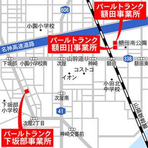 額田事業所地図