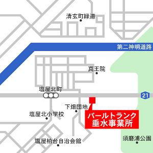 垂水事業所地図